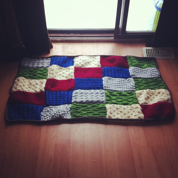 toddler blanket